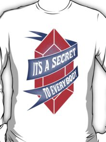 It's a secret to everybody T-Shirt