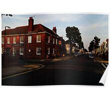 backstreet pub Poster