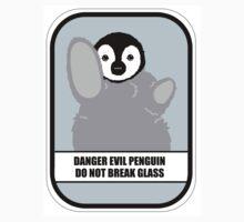 Danger Evil Penguin by inu14