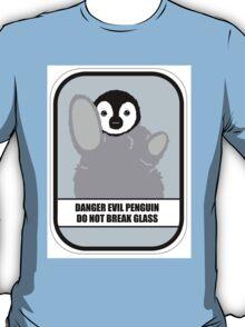 Danger Evil Penguin T-Shirt