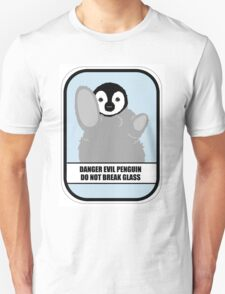 Danger Evil Penguin T-Shirt