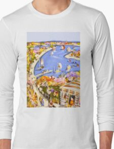 Summer coast Long Sleeve T-Shirt