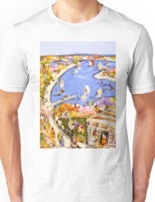 Summer coast Unisex T-Shirt