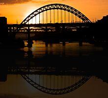 Greetings From Northeast England by Giorgio Elesaro