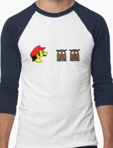 Bros.-Man (b) Men's Baseball ¾ T-Shirt