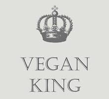 Vegan King Unisex T-Shirt