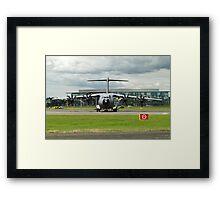 Airbus A400M - Atlas F-WWMZ Framed Print