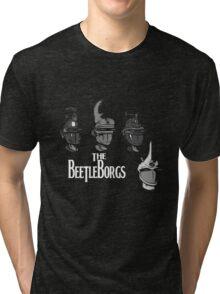 Meet the Beetleborgs Tri-blend T-Shirt