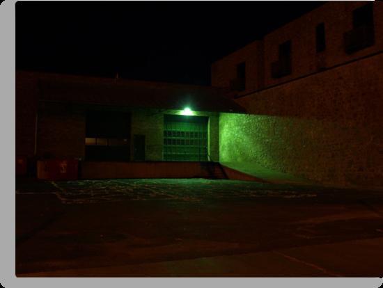 The Green Door by Scott Hendricks