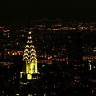 Chrysler Building (New York City, USA) by rocamiadesign