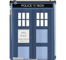 Tardis, Doctor Who iPad Case/Skin