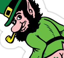 "Irish ""Pog Mo Thoin"" Kiss My A...  Sticker"