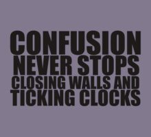 And Ticking Clocks Kids Clothes