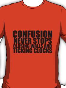 And Ticking Clocks T-Shirt