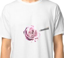 Rose Painting Classic T-Shirt
