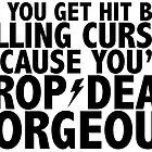 Drop-Dead Gorgeous by greatbritishchz