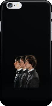 The Lonely Island Phone Case by klause9