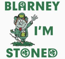 Irish Blarney I'm Stoned by HolidayT-Shirts