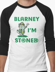 Irish Blarney I'm Stoned Men's Baseball ¾ T-Shirt