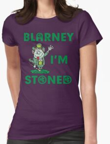 Irish Blarney I'm Stoned Womens Fitted T-Shirt