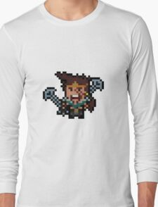 Pixel League Master Draven Long Sleeve T-Shirt