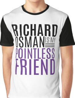 Pointless Friend Graphic T-Shirt