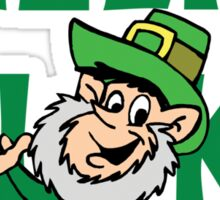 St Patrick's Day Irish Luck Sticker