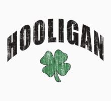 "Irish ""Hooligan"" Kids Clothes"