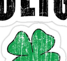 """Irish """"Hooligan"""" Sticker"""