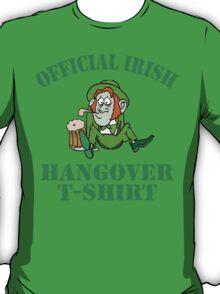 Official Irish Hangover T-Shirt