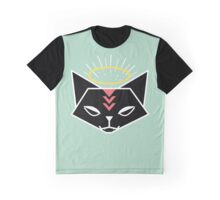 Cat Tribe 01 Graphic T-Shirt