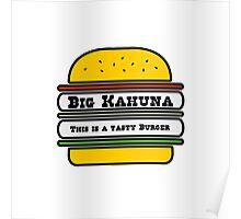 Big Kahuna Poster
