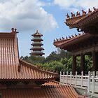 Nan Tien Temple  by Lunaria