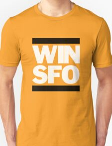San Francisco Giants WIN SFO (adult size) T-Shirt