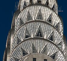Chrysler Building - NYC by Martin Cameron