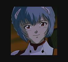 Neon Genesis Evangelion - Rei Ayanami - 2015 1080p Blu-Ray Cleaned Upscales Unisex T-Shirt