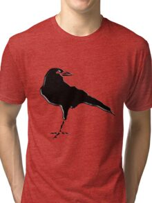Black Crow Tri-blend T-Shirt