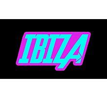 Ibiza Clubbing Photographic Print