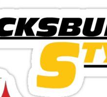 Picksburgh Style Sticker