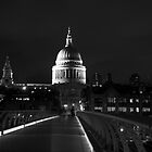 St Pauls Cathedral London by SteveHphotos