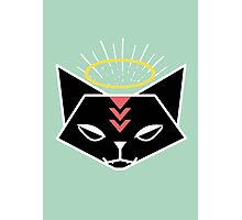 Cat Tribe 01 Photographic Print