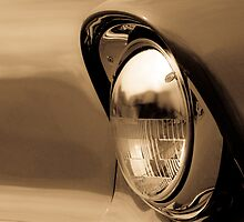 56 Chev Headlamp by michelsoucy