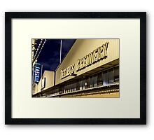 Tetleys Brewery | Leeds@Night Framed Print