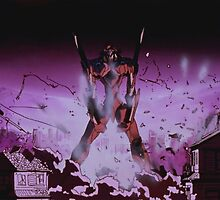 Neon Genesis Evangelion - Unit - 2015 1080p Blu-Ray Cleaned Upscales by frc qt