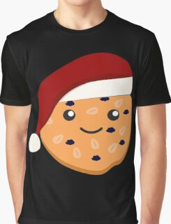 Cute Christmas Cookie Graphic T-Shirt