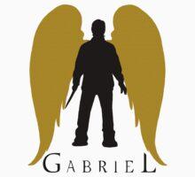 Gabriel by TheTrickyOwl