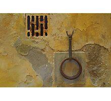 Wall - Siena, Tuscany, Italy Photographic Print