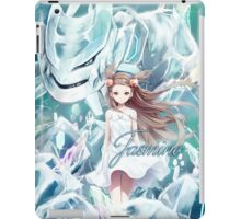 Pokemon - Jasmine - Steelix iPad Case/Skin