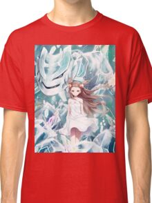 Pokemon - Jasmine - Steelix (no text) Classic T-Shirt