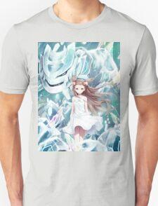 Pokemon - Jasmine - Steelix (no text) T-Shirt